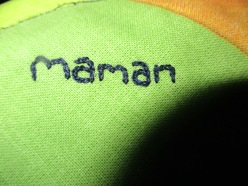 "Broderie ""maman"""